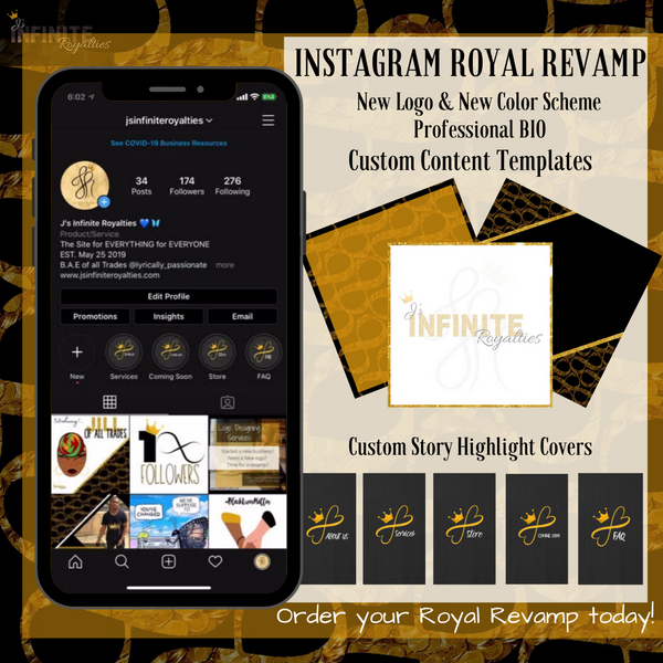 IG Royal Revamp