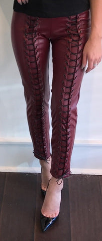 721 Lace Up Pants