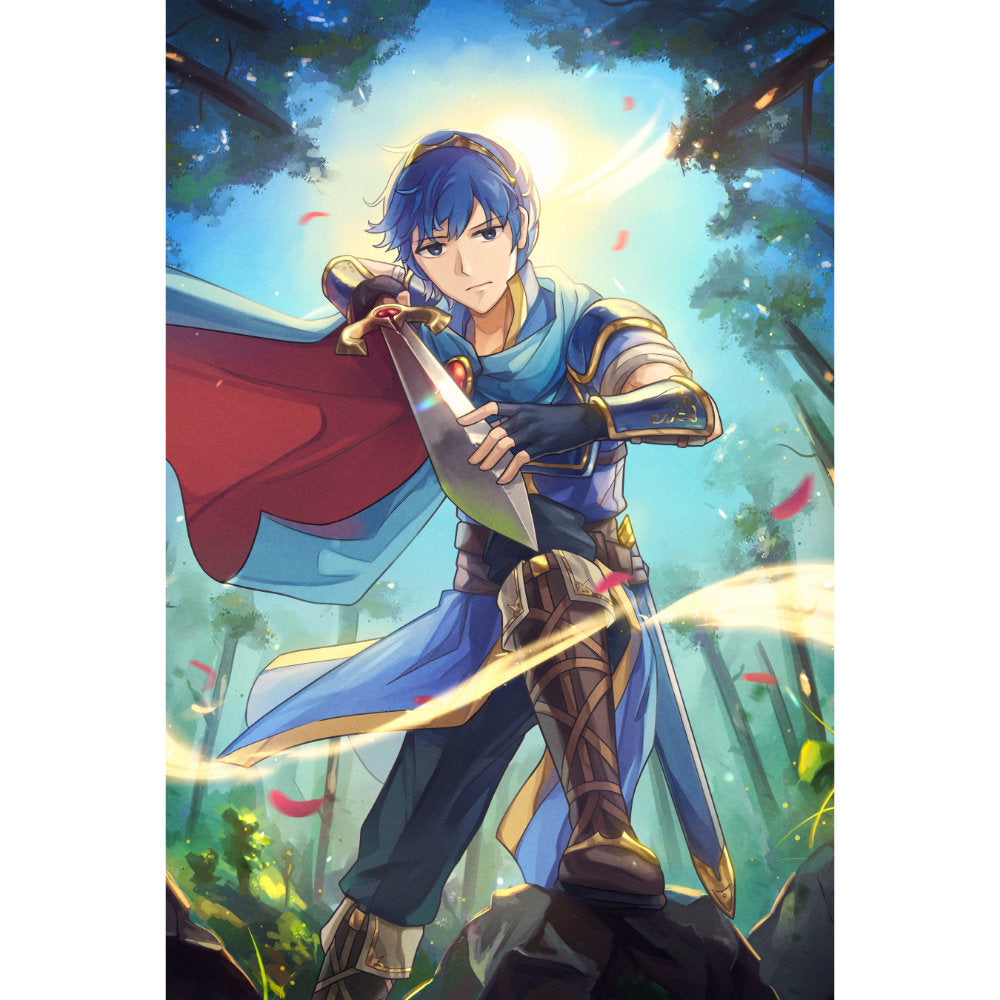 Marth, Prince of Altea Print