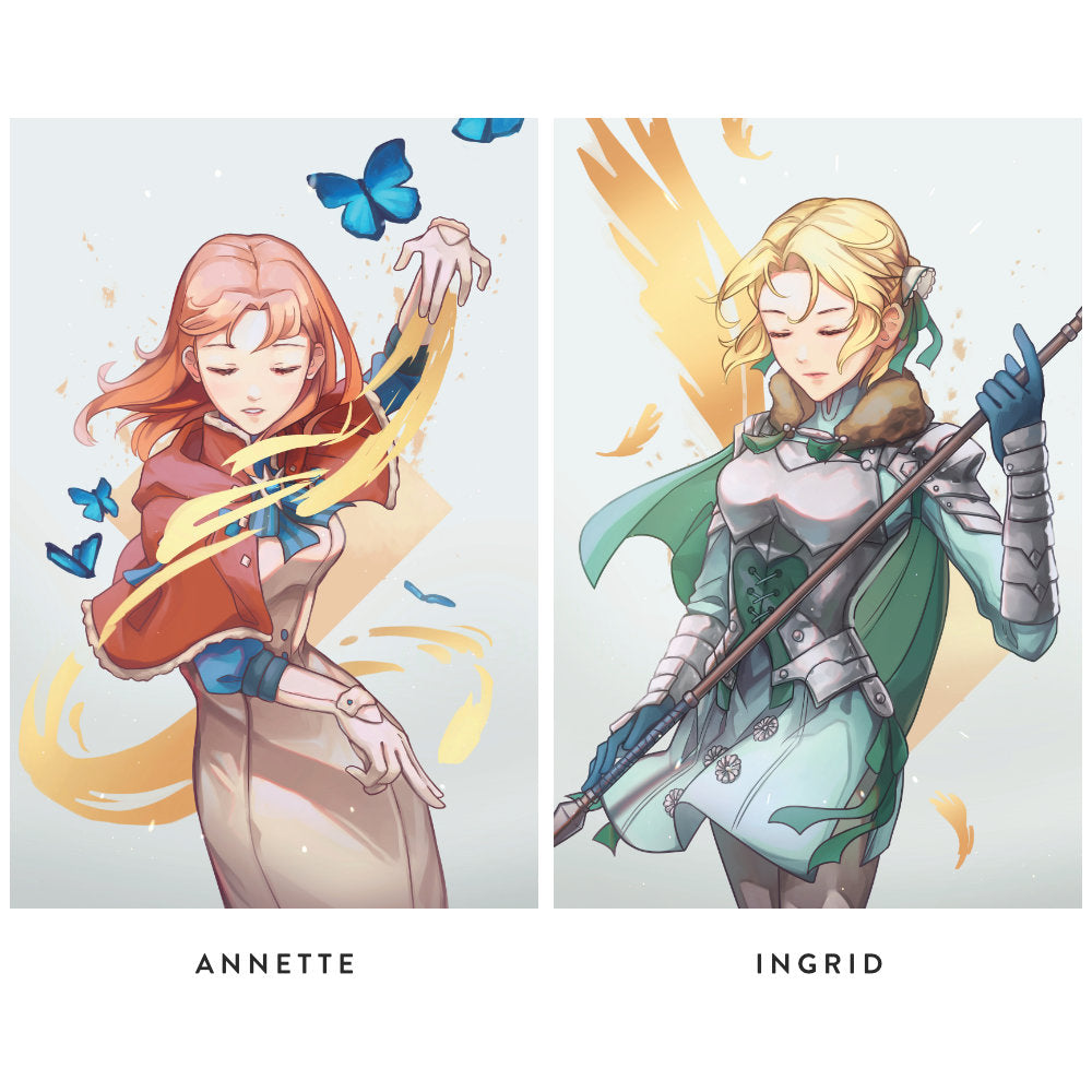 Three Houses Solo Prints