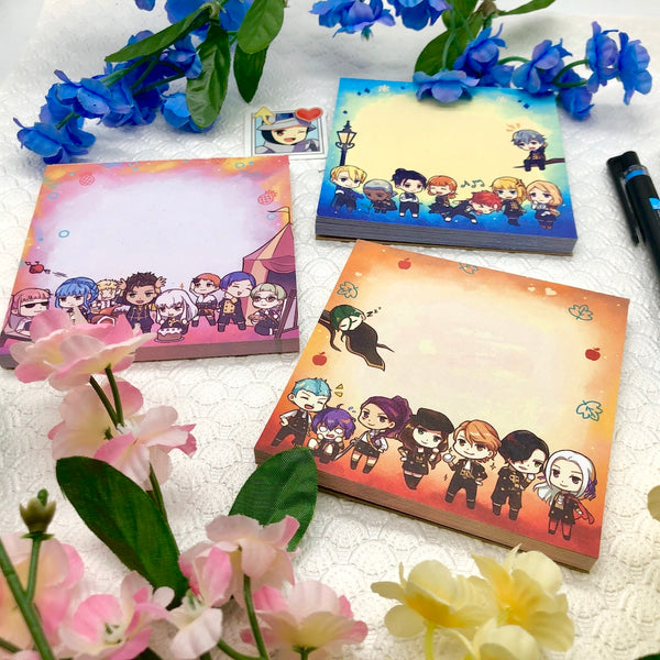 Fódlan Seasons Notepads