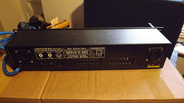 NJD logic 4000S 4 channel Disco light Controller