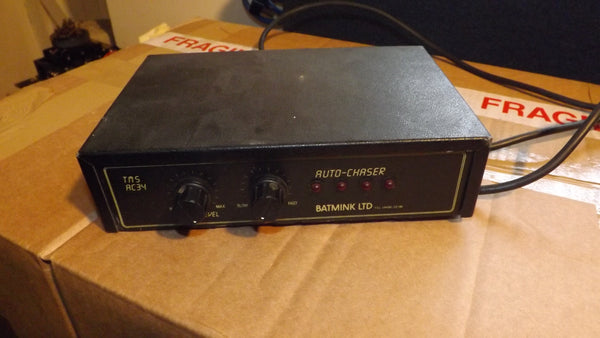 TMS AC34  4 channel Disco light Controller