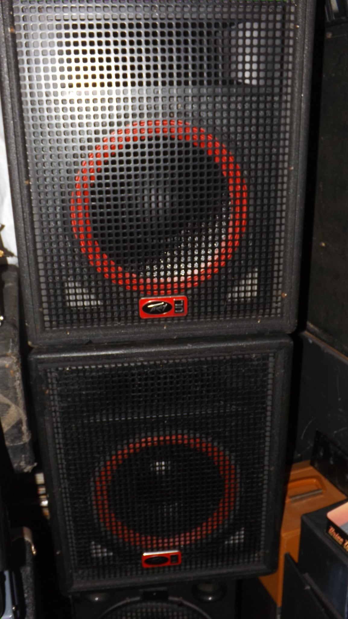 Peavey UL12 Speakers