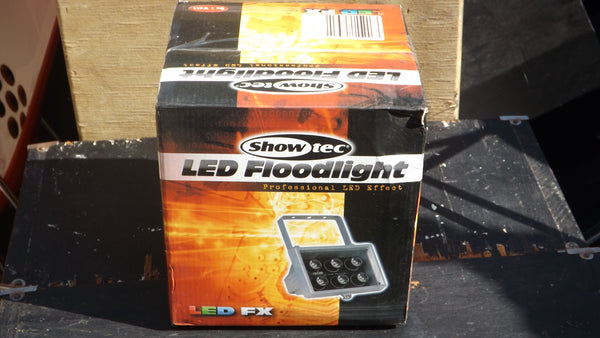 Showtec LED Floodlight 6x 1Watt