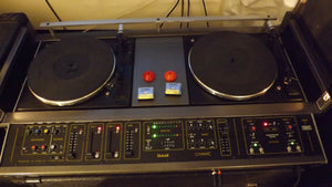 Citronic Tamar Retro disco decks