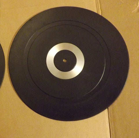 Citronic CL12D Rubber Turntable Mat
