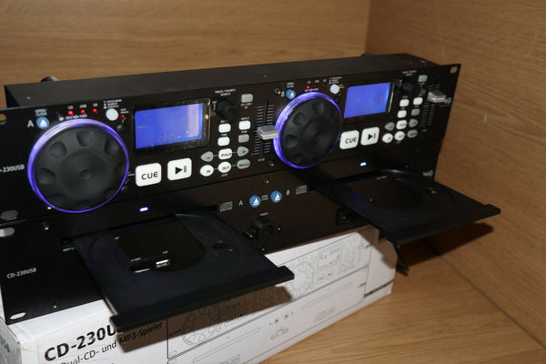 IMG STAGELINE CD-230USB CD/MP3/USB/SD PLAYER