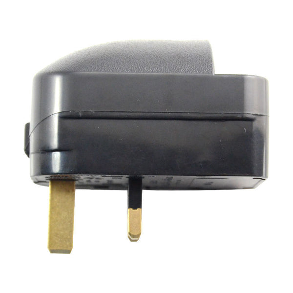 13 A Fused Euro Converter Schuko Earthed Plug to 3 Pin UK Plug