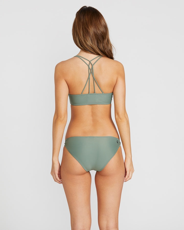 Volcom Simply Solid Full Bottom - Dark Green