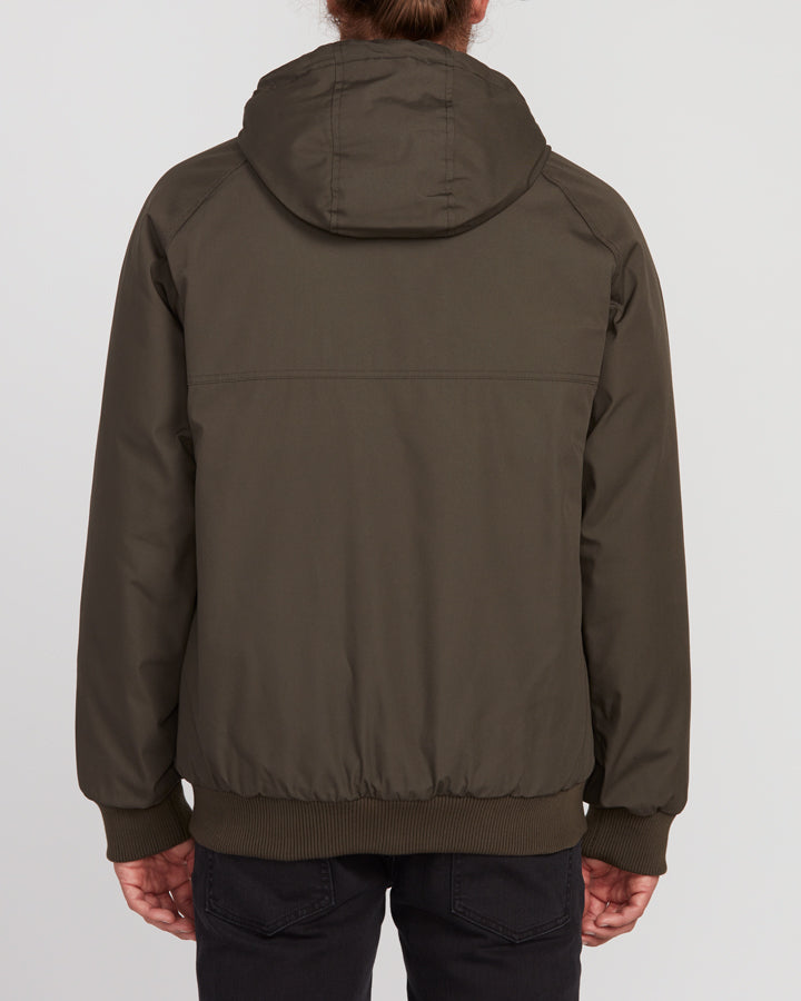 Volcom Hernan Heavy Weight Jacket - Lead