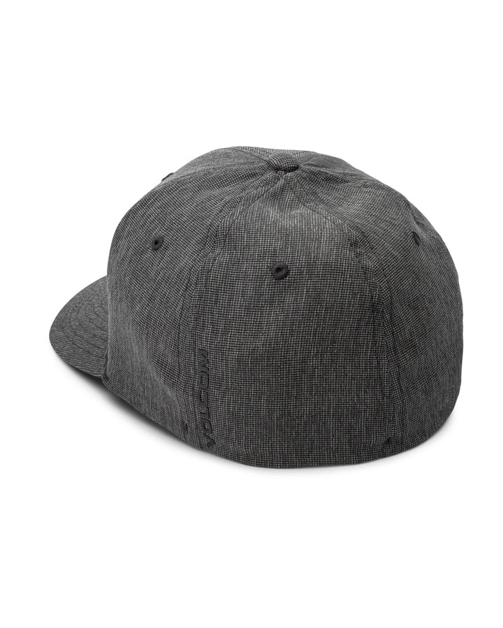 Volcom Stone Tech XFIT Cap - Dark Charcoal