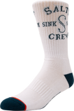 Salty Crew S-Hook Socks 3 Pack - Assorted