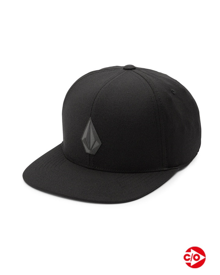 Volcom Stone Tech 110 Cap - Black