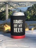 Moana Rd Single Can Holder - Hands of My Beer