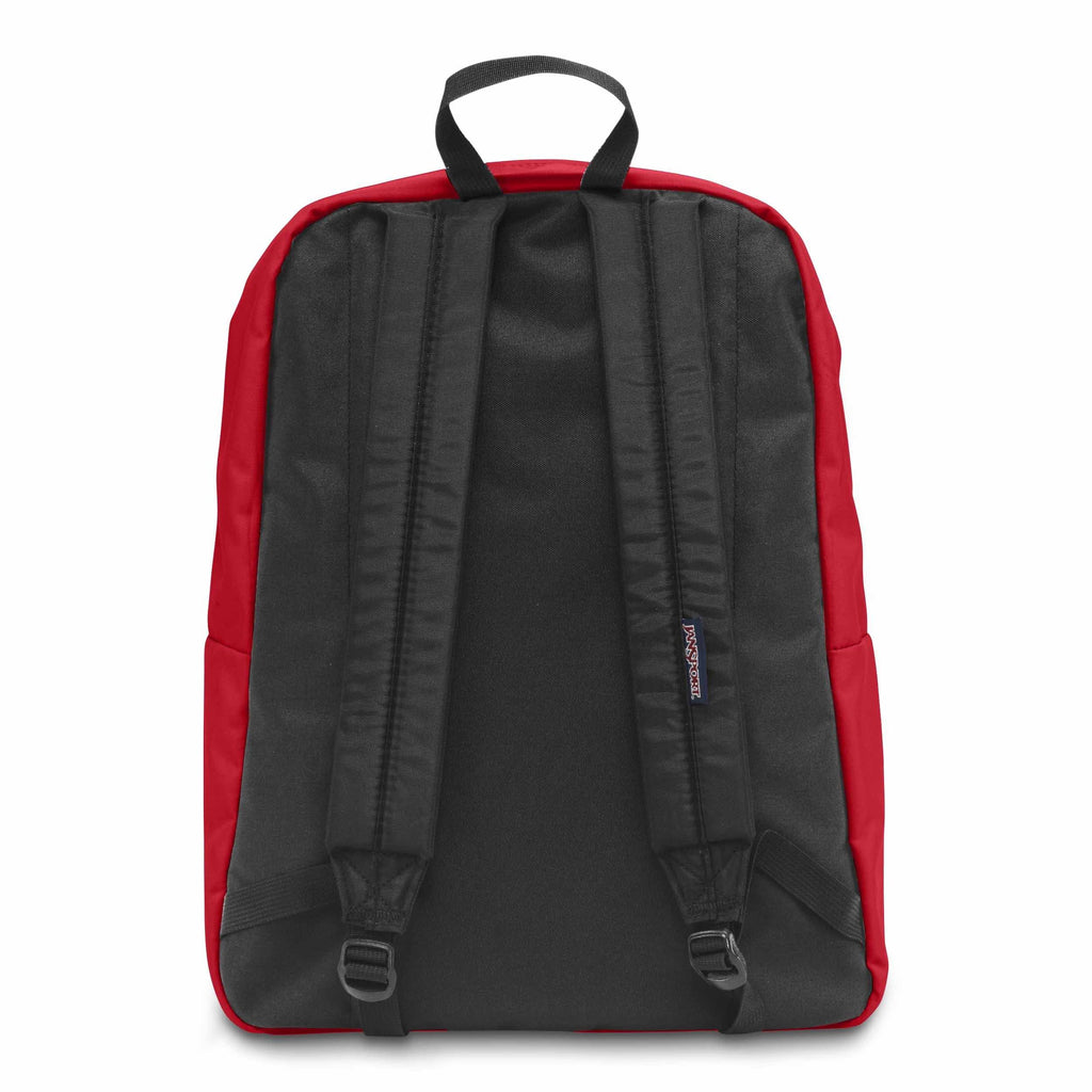 Jansport Superbreak Backpack - Red Tape