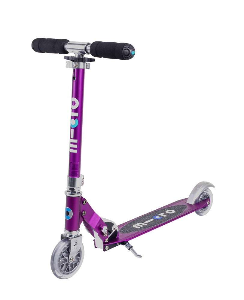 Micro Sprite Scooter - Purple Metallic