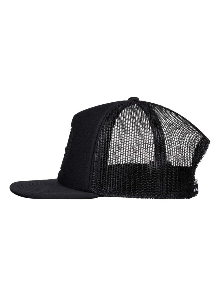 Quiksilver Youth Heat Pinch Cap - Black