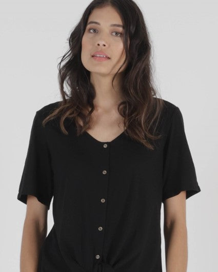 Betty Basics San Jose Tee - Black