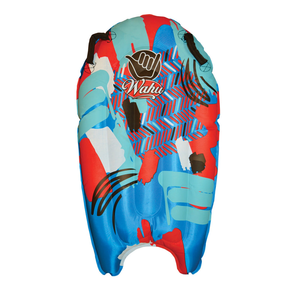 Wahu Beach Wave Tube Inflatable Body Board - 105cm