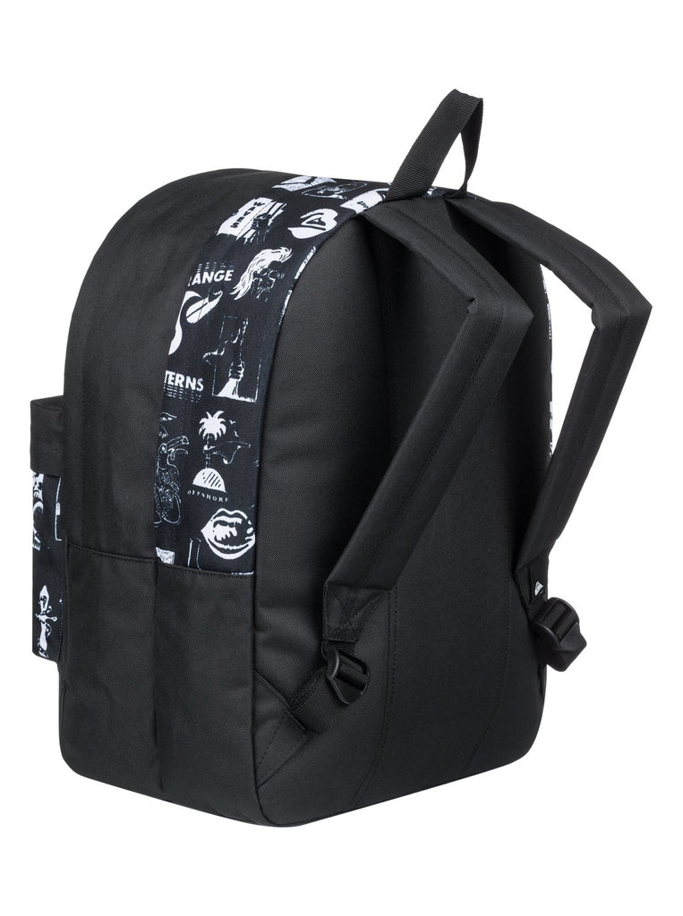 Quiksilver Everyday Poster Double Backpack - White