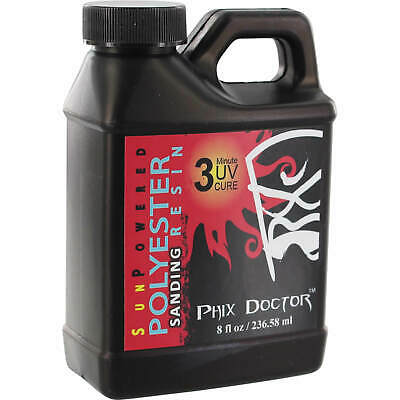 Phix Doctor Polyester Resin 8oz/240ml