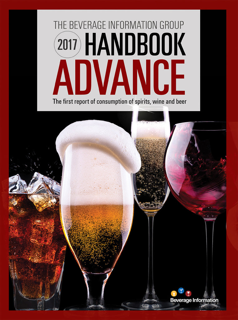 Bev-Al Category Trends Continue According to Handbook Advance 2017