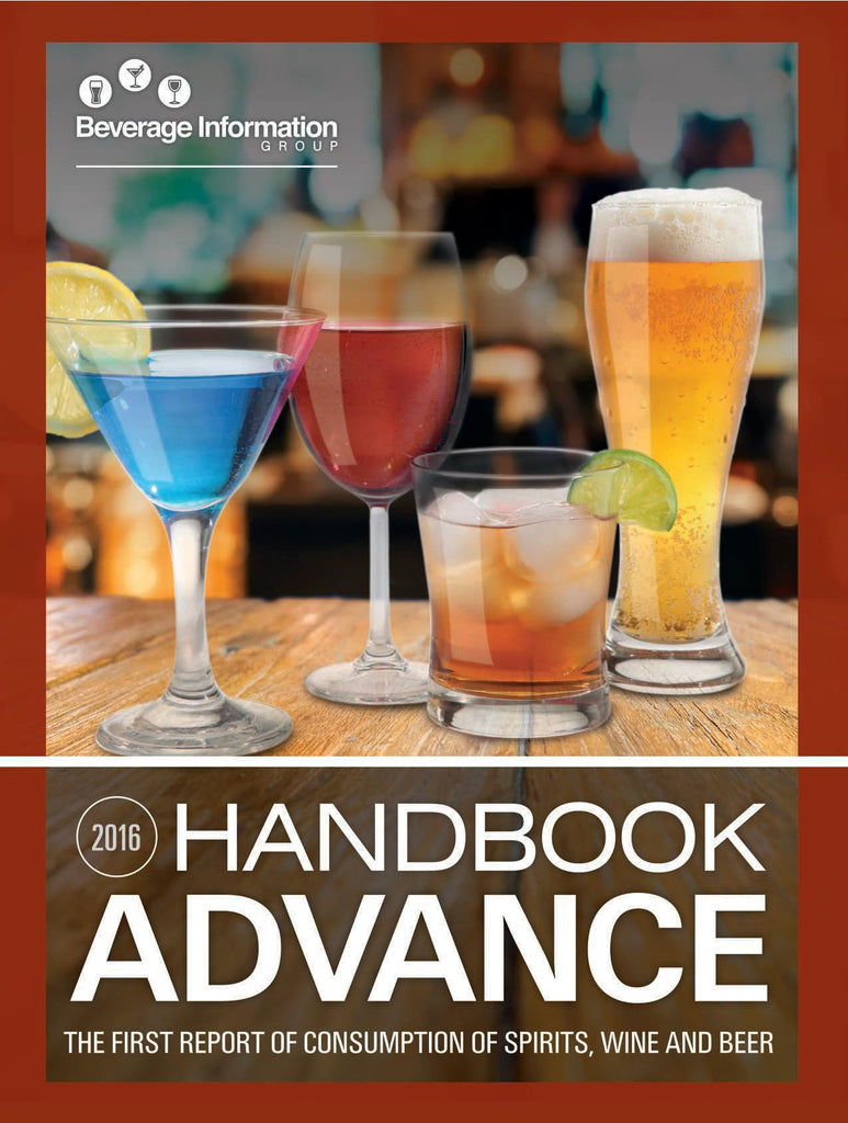 The Beverage Information Group's Handbook Advance 2016 Now Available!