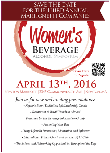 Martignetti Women's Beverage Alcohol Symposium