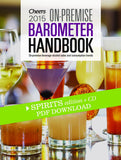 2015 Cheers On-Premise BARometer PDF Handbook - Spirits Edition with CD