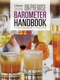 2015 Cheers On-Premise BARometer Handbook with CD