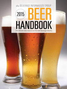 2015 Beer Handbook with CD