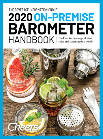 2020 Cheers On-Premise BARometer Handbook