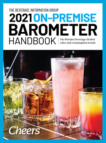 2021 Cheers On-Premise BARometer Handbook