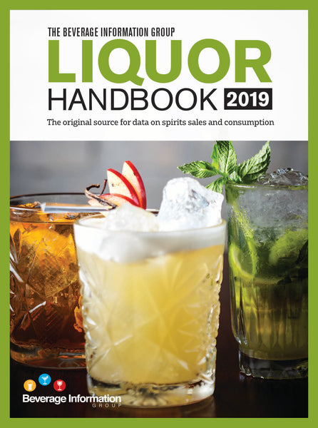2019 Distilled Spirits Historical Sub-Category Consumption File