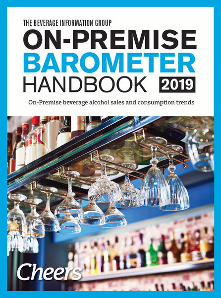 2019 Cheers On-Premise BARometer Handbook - Beer Edition