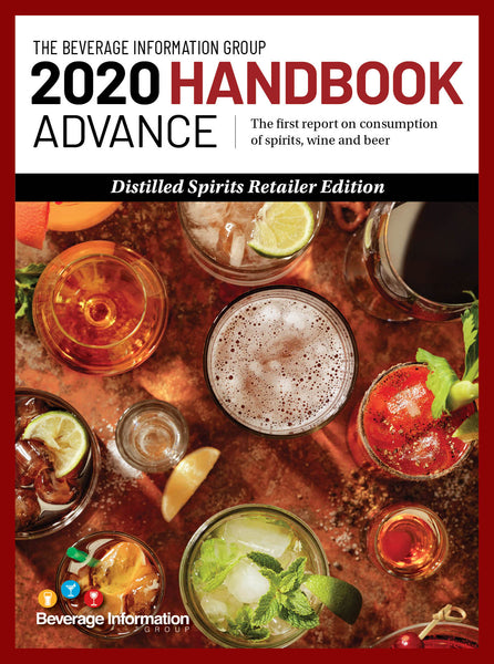 2020 Handbook Advance - Distilled Spirits Retailer Edition