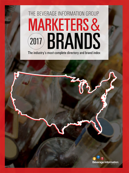 Spirits, Wine and Beer Marketers Database