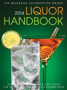 2014 Liquor Handbook with CD