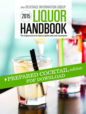 2015 Prepared Cocktail Edition