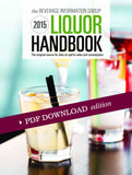 2015 Liquor Handbook PDF Edition with CD