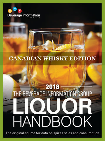 Canadian Whiskey Historical Consumption File