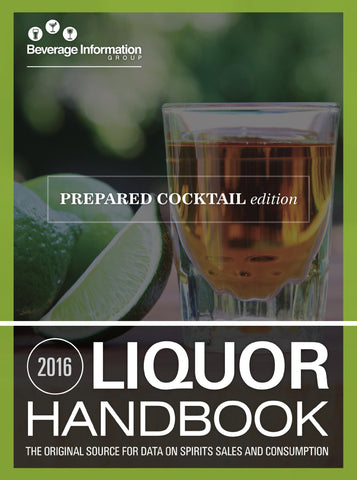 2016 PREPARED COCKTAIL EDITION