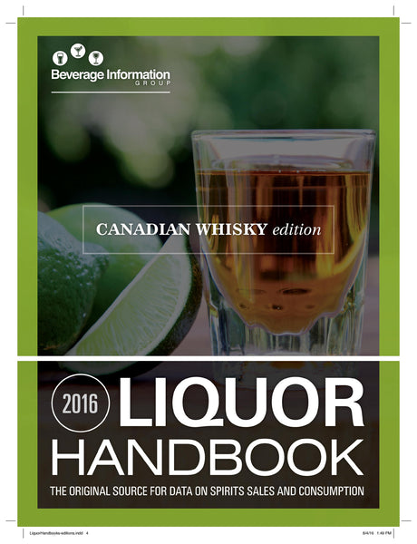 2016 CANADIAN WHISKY EDITION