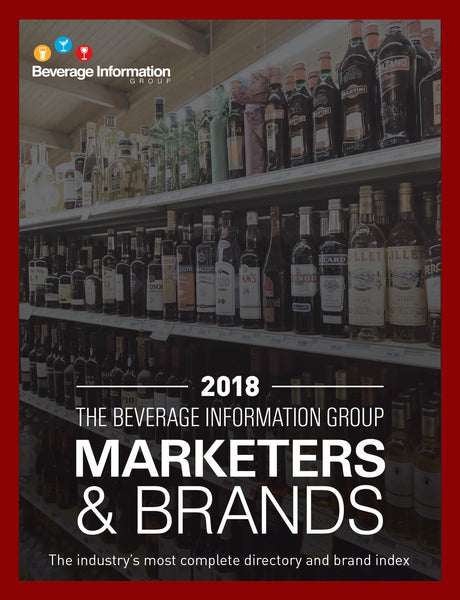 2018 Spirits, Wine and Beer Marketers Database