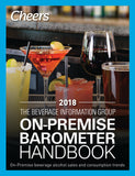 2018 Cheers On-Premise BARometer Handbook  - On Sale 60% Off 2018 Published Price
