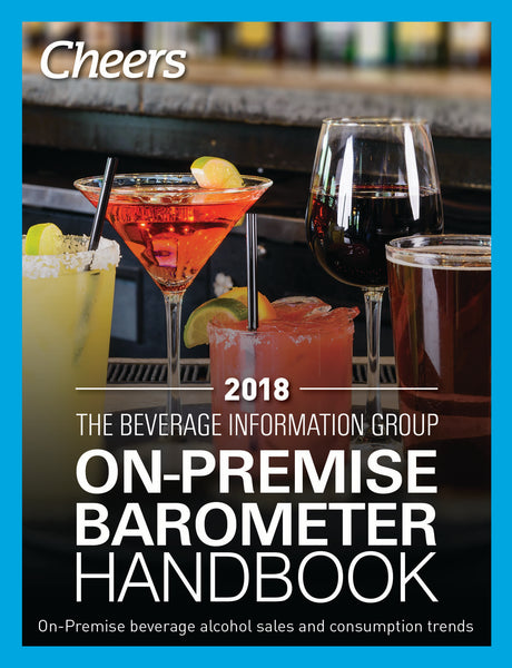 2018 Cheers On-Premise BARometer Handbook