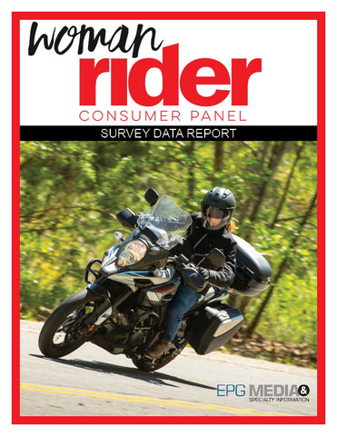 2020 Woman Rider Consumer Panel Annual Report