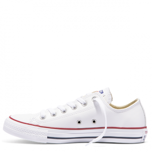 Chuck Taylor All Star Leather Low - White