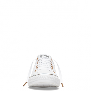 CHUCK TAYLOR LEATHER LOW - WHITE